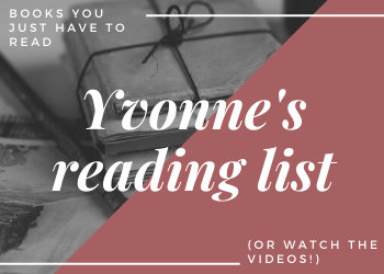 Yvonne's 'must read' list